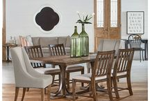 Magnolia Home: Traditional / From the mind of Joanna Gaines... The Traditional style is today's interpretation of yesterday's timelessness. It blends traditional lines with unexpected flare. This style's details are familiar, but simplified and freshened with easygoing finishes. / by American Signature Furniture