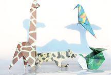 Papierowe inspiracje / Kreatywne ozdoby i dekoracje wykonane z papieru.