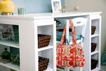 Craft Room / by Christin