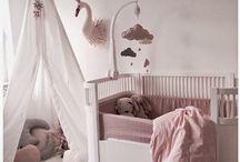 Barneværelse for babyer