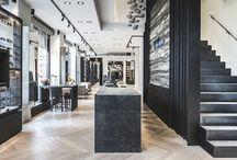 KABAZ - Exclusieve optiek aan het Noordeinde / Verbouwproject ontworpen door de architecten en stylisten van KABAZ.