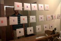 Geburtstag Johannes