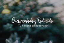 JÓVENES ADG- QUEBRANTADA Y REDIMIDA