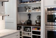 Top kitchen pantry design