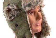 Winter Hats / Definitely not sensible hats!