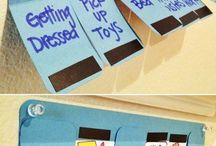 Kids Chore Ideas