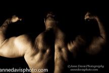 Male bodyscape