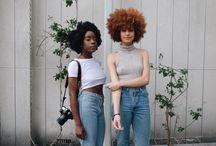 HAIR | Afro / Big hair afro hair black girl natural hair