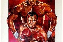 Cool boxing posters