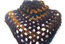 crochet & knit projects
