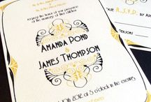 - Wedding Invites / by Linsey Kinsey-Lindh