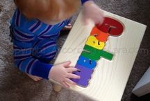Toddler gifts / by Darcie Warmuth
