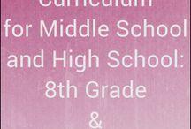 Homeschooling-Middle School