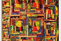 Art quilts / Kumaş sanatı