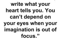 Write your dreams in black and white