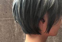 Glay Hair