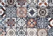 Tile Obsession / No matter what era, color, shape, or size, we love beautiful tile and like to collect our favorites here!