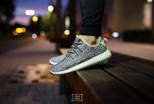 Sneaker Zimmer - Adidas YEEZY Boost 350 / Yeezy