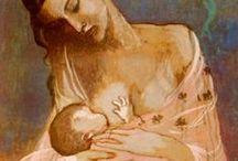 Mothers & Babies in Art