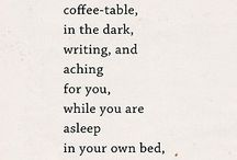 Poetry/Quotes