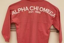 Alpha Chi Omega  / by Mackenzie Walker