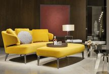 Aston, a versatile collection from Minotti