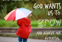 Words for Christian Living / A daily walk with Christ.