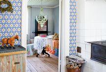 Kitchen  / by Kimberly Thompson-Oakes