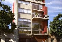 Nuestros trabajos 2012 / Renders arquitectónicos que realizamos en 2012