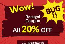 Rosegal Promotion