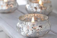 Candles / by Becky Unger