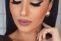 Make up inspiration