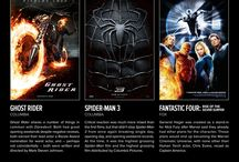 Marvel / DC Movies