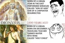 Religious stuff