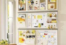 Cleaning, Organizing, and Good Ideas / by Carol Ann Pileggi