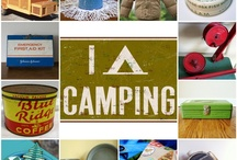 Camping- Great Outdoors / by Donna Schmoyer