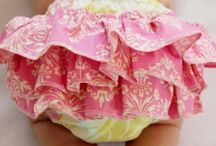 baby frilly pants