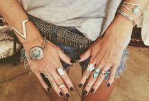 Nail +accessories fashion