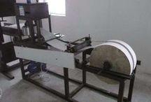 Utilaj fabricare,procesare servetele hartie la div dimensiuni, din celulozaa