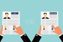 Job Seekers Confused!!! Difference in CV and Resume?