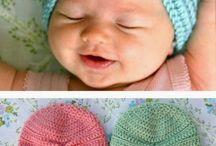 Gorros de bebe