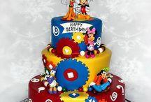 Cakes!!! / Birthday Cakes , Cupcakes