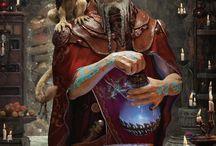Fantasy - Druid | Geode | Witches