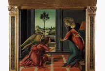 SANDRO BOTTICELLI ( 1445 - 1510)