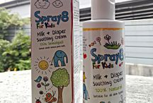 Spray For Kids