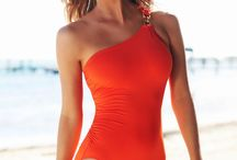 Swimsuits / by Marilyn Whitney