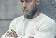 Beards hair style