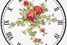 Clock Kadran