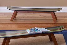Mesas tabla skate