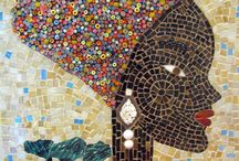 African Mosaic Art